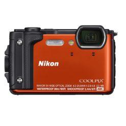 Nikon 防水カメラ COOLPIX W300 オレンジ