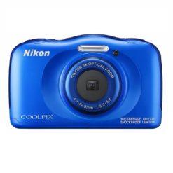 Nikon 防水カメラ COOLPIX W100 真正面