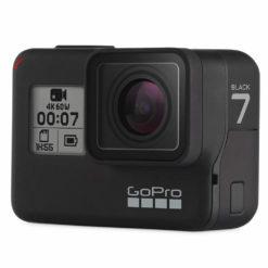 GoPro HERO7 Black 正面やや斜め