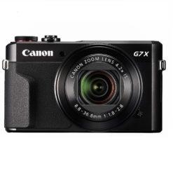 Canon コンパクトデジタルカメラ PowerShot G7 X Mark II