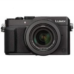 Panasonic コンパクトデジタルカメラ LUMIX DMC-LX100-K