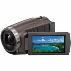 SONY ビデオカメラ HDR-PJ680 ブラウン