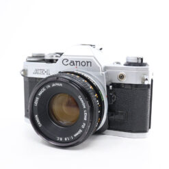 Canon AE-1 FD50mmF1.8 レンズキット